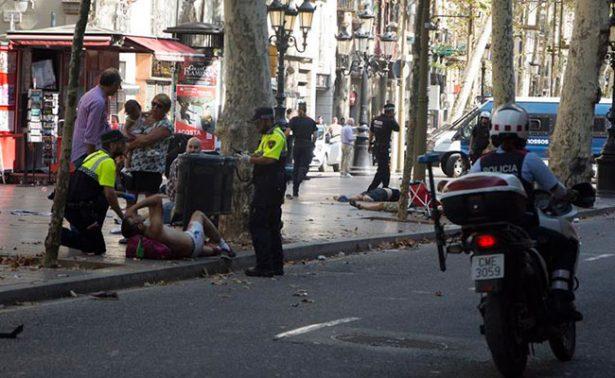 Conductor de camioneta en atentado a Barcelona es uno de los abatidos en Cambrils