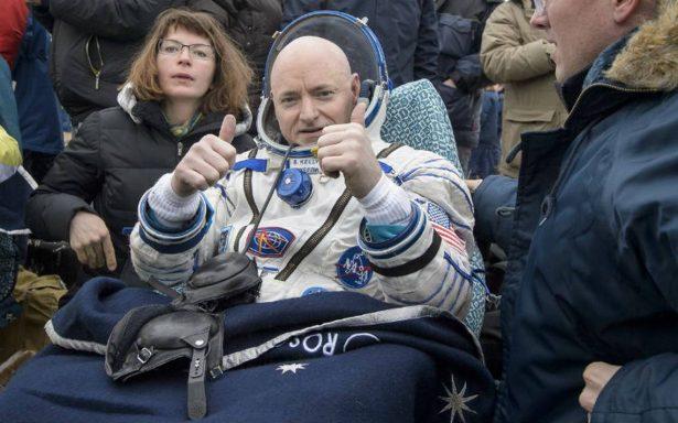 Astronauta Scott Kelly no ve factible que el ser humano viaje a Marte en los próximos 10 años