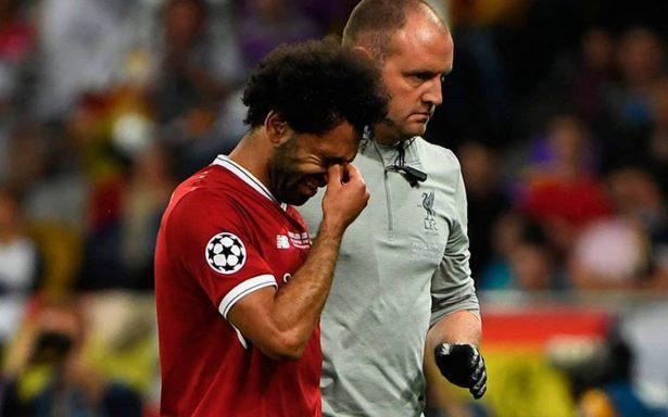 """Mohamed Salah tiene """"confianza"""" en jugar el Mundial; """"soy un luchador"""", afirma"""