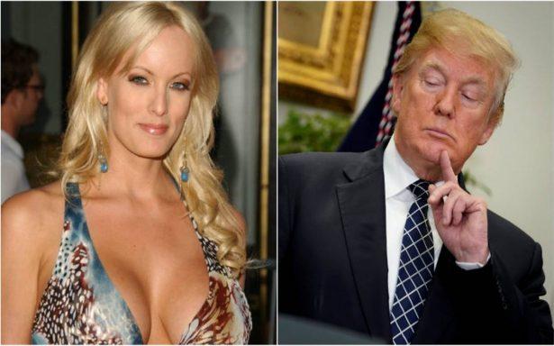 Más escándalos. Trump pagó a una actriz porno por silenciar un encuentro sexual