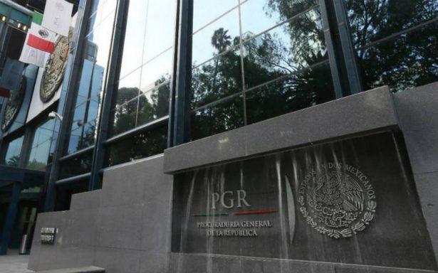 Investigación sobre lavado de dinero no es contra alguien en específico: PGR