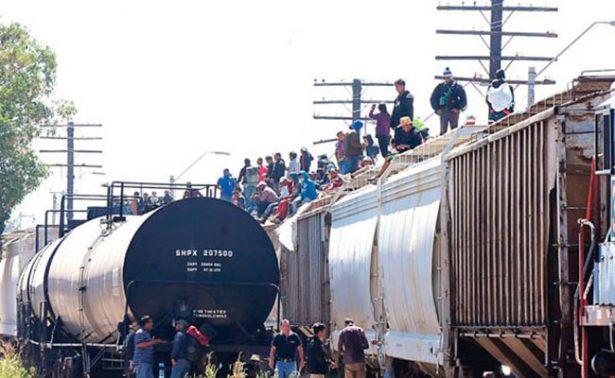 Cruza la frontera solo una de cada 10 mujeres migrantes en México