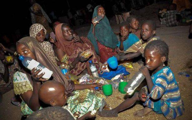ONU, muy lejos de acabar con el hambre en el mundo