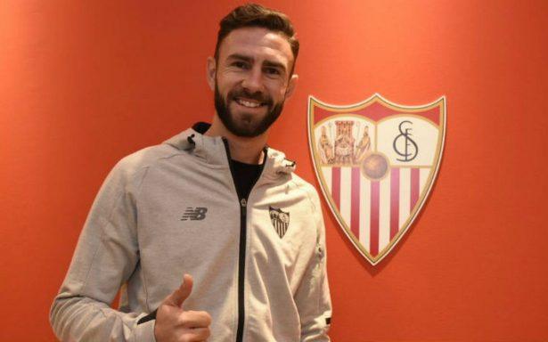 """Layún espera que su llegada al Sevilla sea """"una historia a largo plazo"""""""
