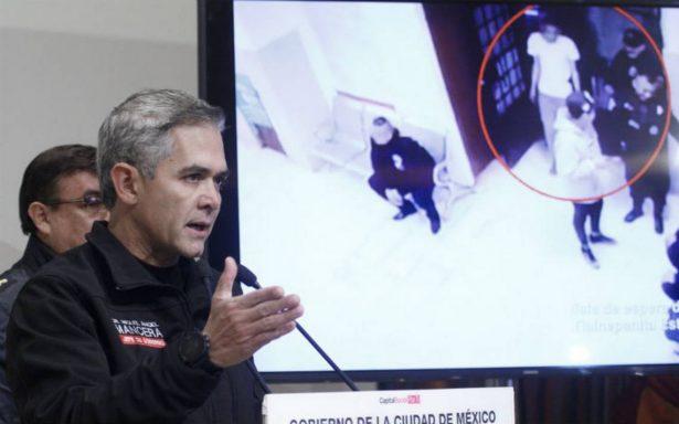 Mancera promete agotar líneas de investigación en caso de Marco Antonio