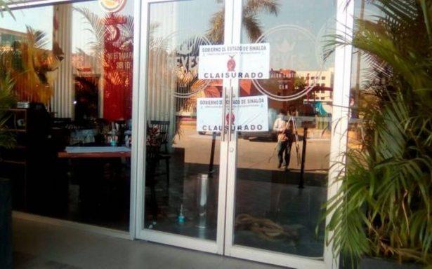 Ejército y la Marina vigilarán antros y bares en Culiacán: gobernador