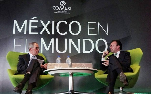 No hay un instructivo para tratar con Donald Trump: Videgaray