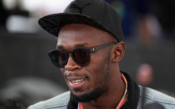 No me importa lo que la gente piense, perseguiré mi sueño de jugar futbol: Bolt