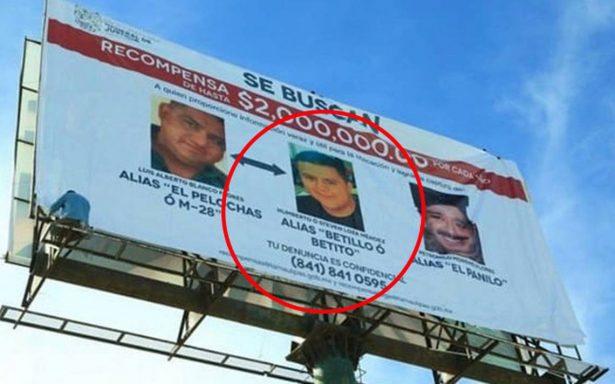 """Él era """"El Betito"""", quien buscaba el lugar del Comandante Toro para controlar Reynosa"""