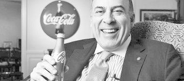 Relevo en la cúpula de Coca-Cola en una etapa clave para la compañía