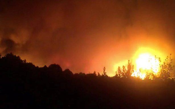 Declaran luto nacional en Portugal por incendios; al menos 35 muertos