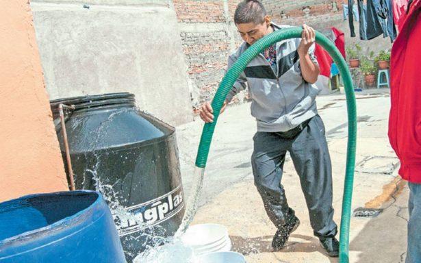 """Infraestructura hídrica del Valle de México """"ya dio lo que iba a dar"""", reconoció Sacmex"""