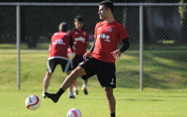 Rafa Márquez listo para jugar en Querétaro este sábado