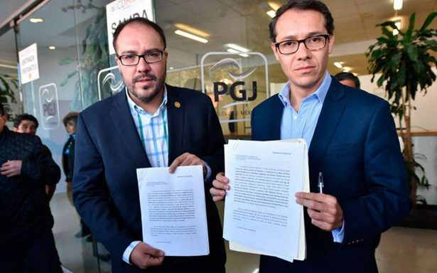 Interponen denuncian contra diputada de Morena por usurpación de funciones