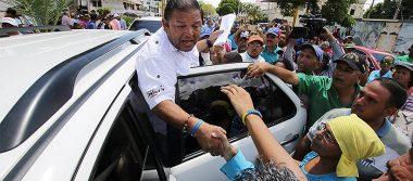 Protestan en Venezuela contra fraudes en elecciones regionales
