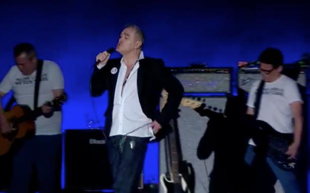 [Videos] Así fue la presentación de Morrissey en el Vive Latino 2018