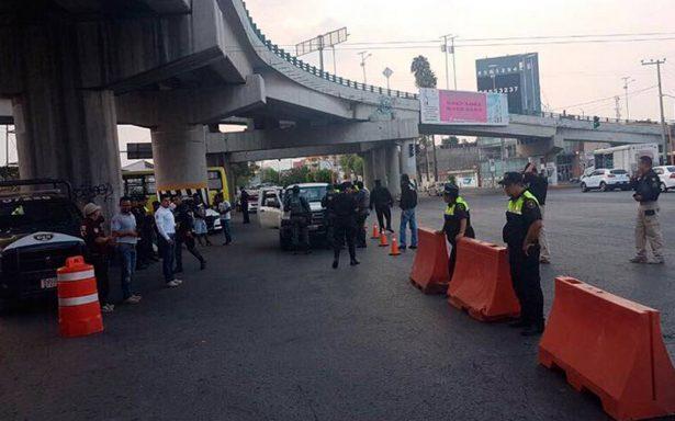 Operativo en Tlalnepantla deja 47 detenidos por diversos delitos