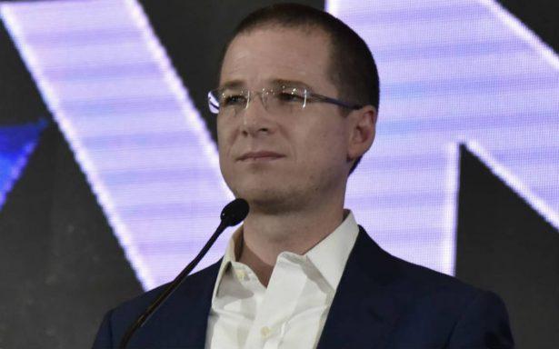 INE multa al PAN con 3 mdp por financiamiento ilegal en campaña de Anaya