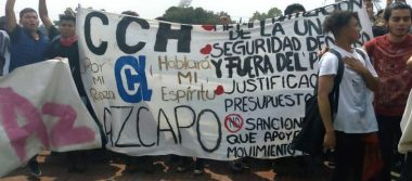 UNAM expulsa a otro alumno del CCH Azcapotzalco; suman 26