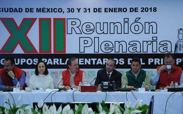 No se puede negociar la justicia en aras de tener votos: Navarrete Prida