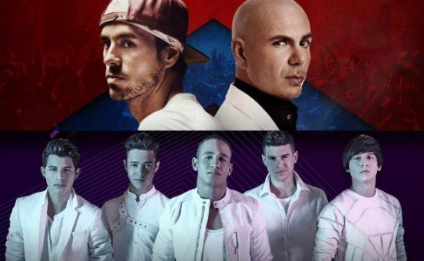¡Enrique Iglesias, Pitbull y CNCO juntos en tour de verano!