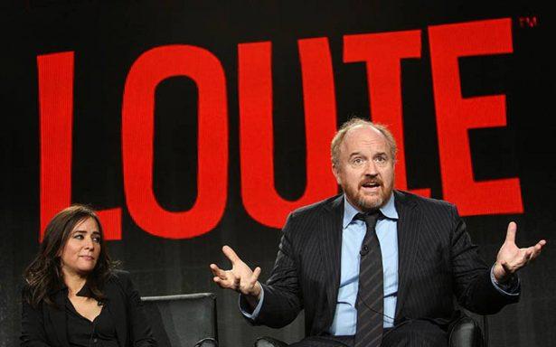 Mujeres acusan al cómico Louis C.K. por masturbarse frente a ellas