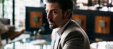 "Así luce Diego Luna como capo de la cuarta temporada de ""Narcos"""