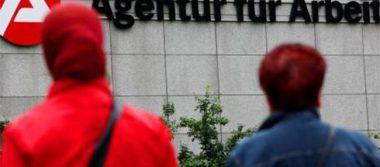 Alemania cierra el 2016 con cifra récord de desempleados a comparación del año pasado