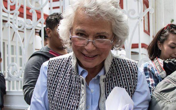 Gobierno de AMLO aplicará censo para conocer necesidades de familias: Olga Sánchez Cordero