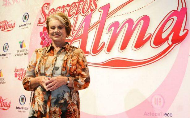 Muere la primera actriz Saby Kamalich, a los 78 años
