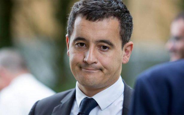 Investigan por presunta violación al ministro francés de Hacienda, Gérard Darmanin