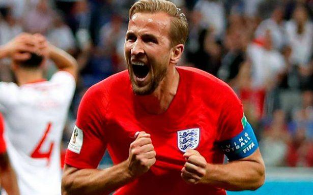 ¡Kane save the Queen! En último minuto, Inglaterra vence a Túnez