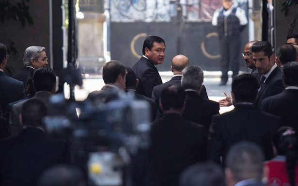 Osorio Chong dejará Secretaría de Gobernación a mas tardar el viernes