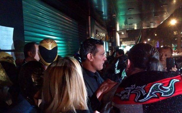 Alberto 'El Patrón' furioso tras cancelación de su evento benéfico