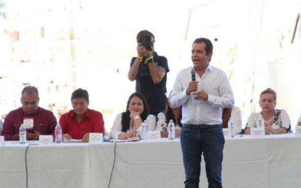 Partidos deben decidir si postulan a Albores en candidatura común