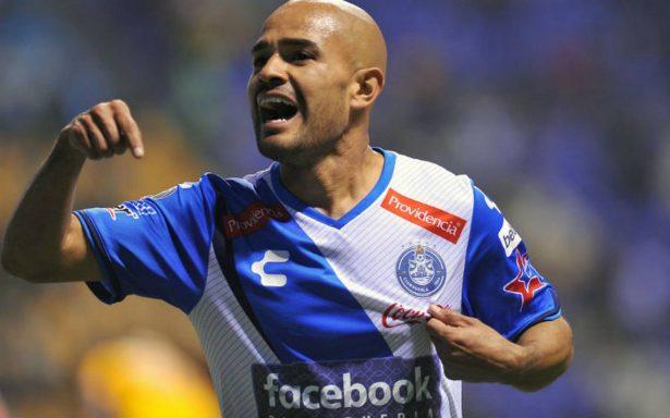 """Puebla sorprende y le """"pega"""" 2-1 al campeón Tigres en el arranque del Clausura 2018"""