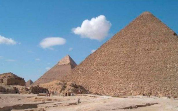 ¿Hay un trono de hierro extraterrestre en la Pirámide de Keops?