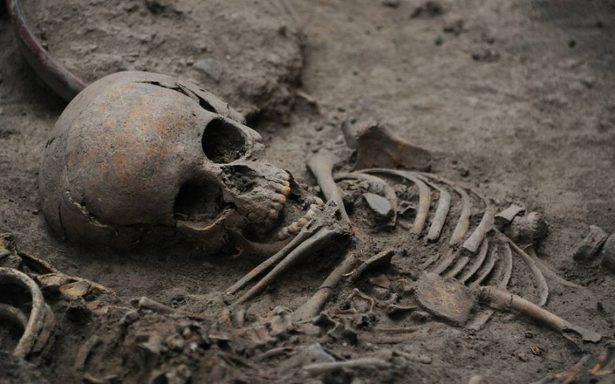 [Galería] Descubren en Tlalpan osamenta de primeros aldeanos del Valle de México