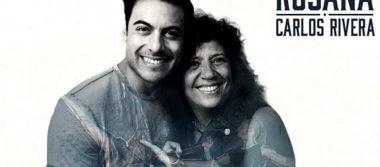Rosana, feliz de unir su voz con Carlos Rivera para su nuevo sencillo