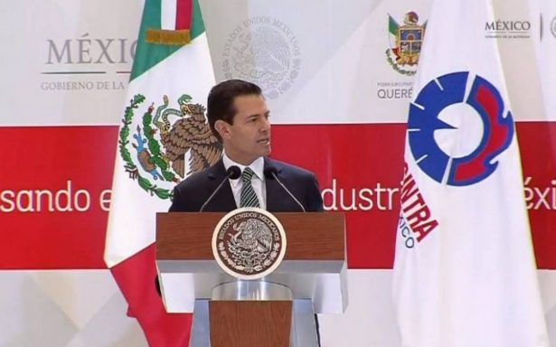 Todos queremos lo mejor para nuestro país, el equipo de México somos todos: Peña Nieto