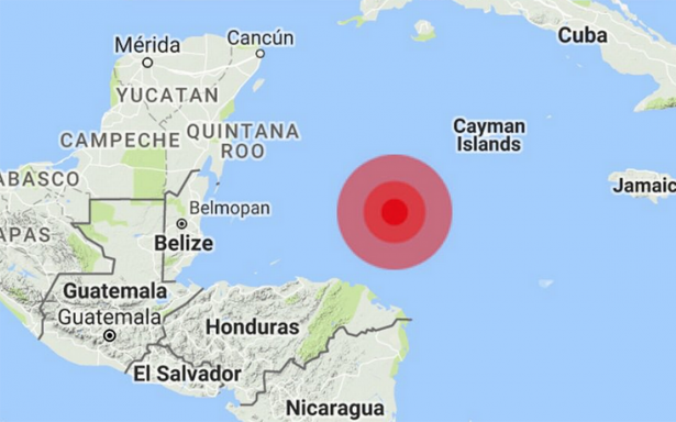 Sismo de 7.8 se registra en Honduras; se sintió en Quintana Roo y Campeche