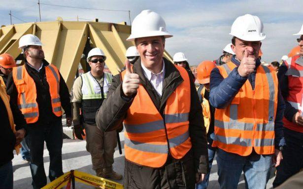 """""""Indispensable para impulsar la movilidad""""; Meade defiende el NAICM"""