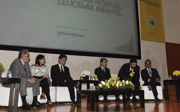 Autoridades buscan reducir mortandad por leucemia infantil
