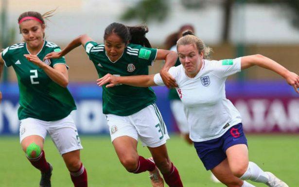 Se terminó el sueño, México es goleado y eliminado del Mundial femenil Sub20