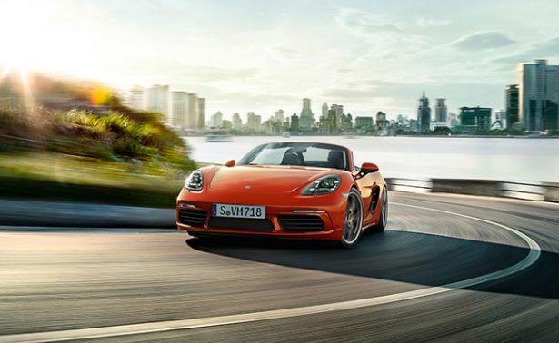 Porsche 718 Boxster S:  Al volante de la nueva era