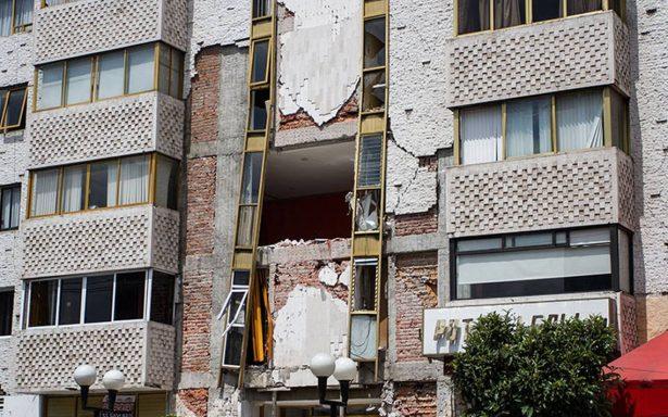 Publican trámites para reconstrucción de inmuebles afectados por sismo