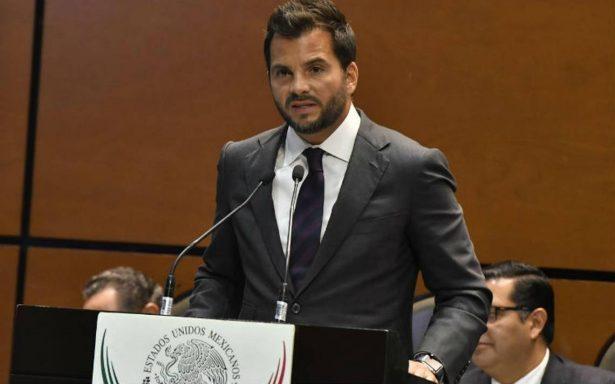 Construcción del NAICM no pondrá en riesgo manejo de agua, afirma Pacchiano ante diputados
