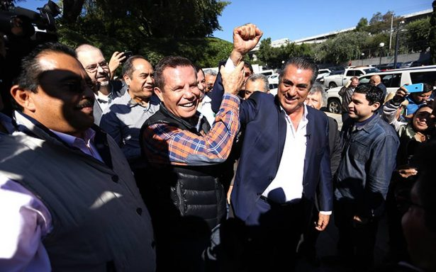 INE desecha queja contra 'El Bronco' por actos anticipados de campaña