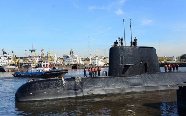 Argentina refuerza búsqueda a tres días de la pérdida de submarino