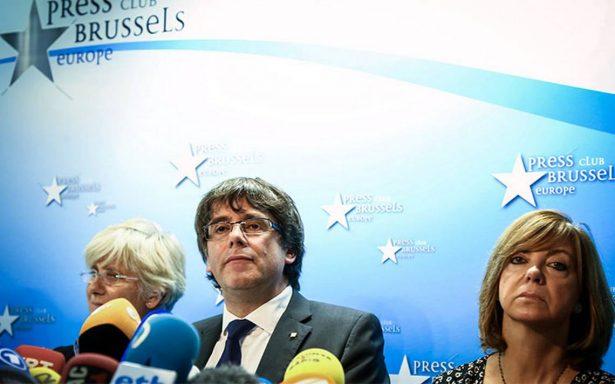 Puigdemont no irá a declarar a Madrid y pide hacerlo desde Bélgica